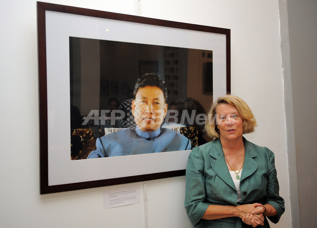 70年代にポル・ポトと会見した米国人記者、カンボジア特別法廷で証言へ