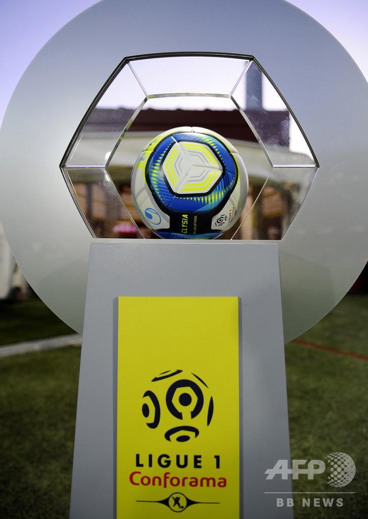仏リーグ1打ち切り、裁判所が異議申し立て棄却