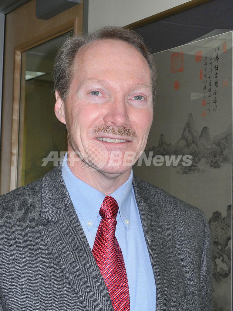 沖縄発言で更迭の元米外交官メア氏、歯に衣着せぬ日本批判
