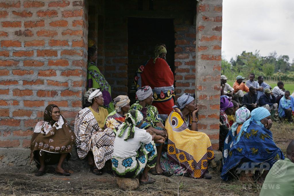 魔女狩りで女性2人殺害、タンザニア