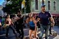 「ゲイ・プライド」パレード、今年も強制排除 イスタンブール