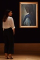 魅惑の名画「アフリカのモナリザ」、40年ぶりに発見される