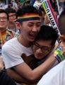 台湾、最高司法機関が同性婚を支持する判断 合法化へ道