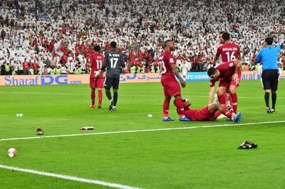 AFC、アジア杯準決勝での靴投げ込みを調査「適切な処置を決める」