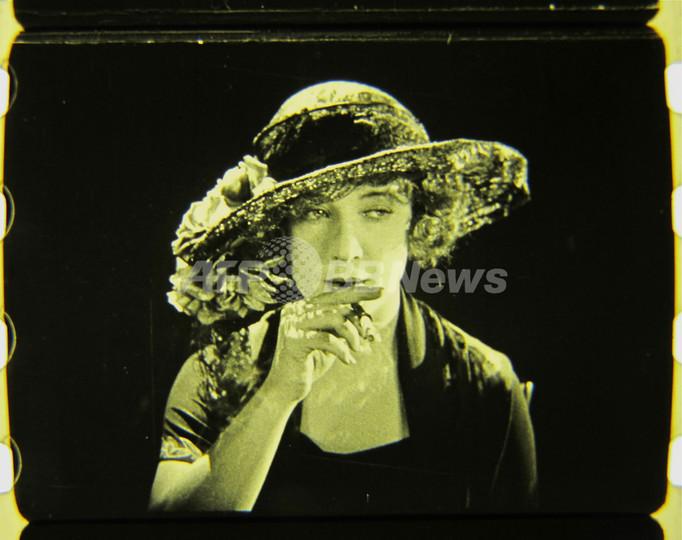 ヒッチコックの「失われた」映画を発見、ニュージーランド