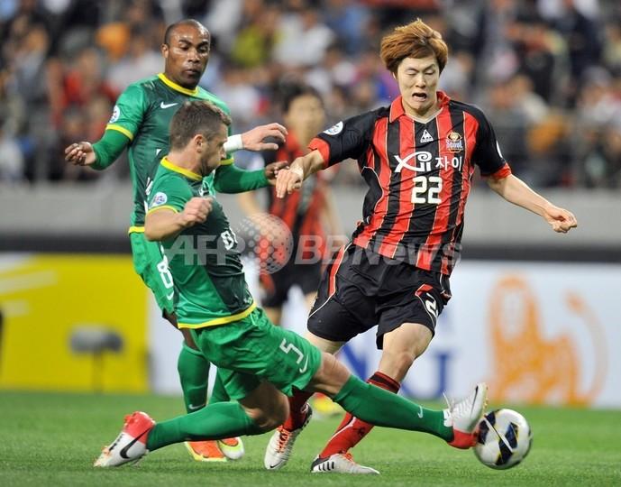 FCソウル、ブリーラムが8強入り ...