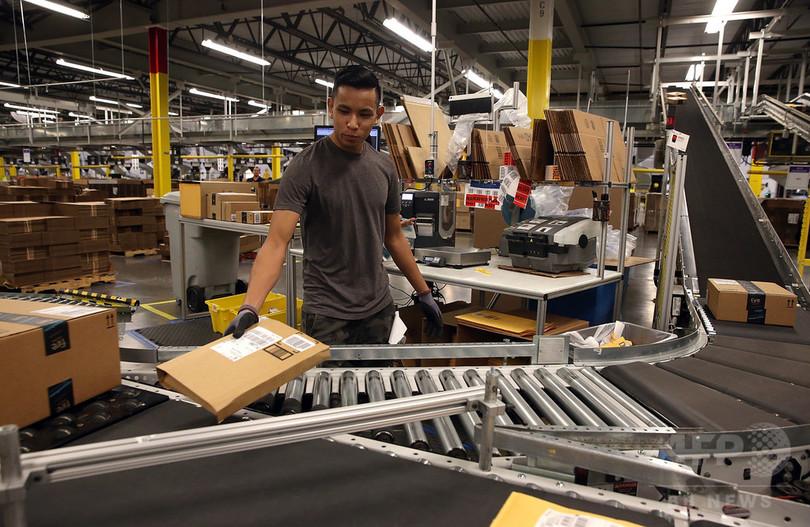 アマゾン、配送業に参入へ 米紙報道