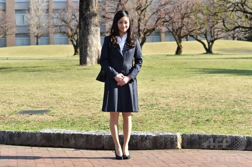 佳子さま、国際基督教大学の入学式に出席 都内