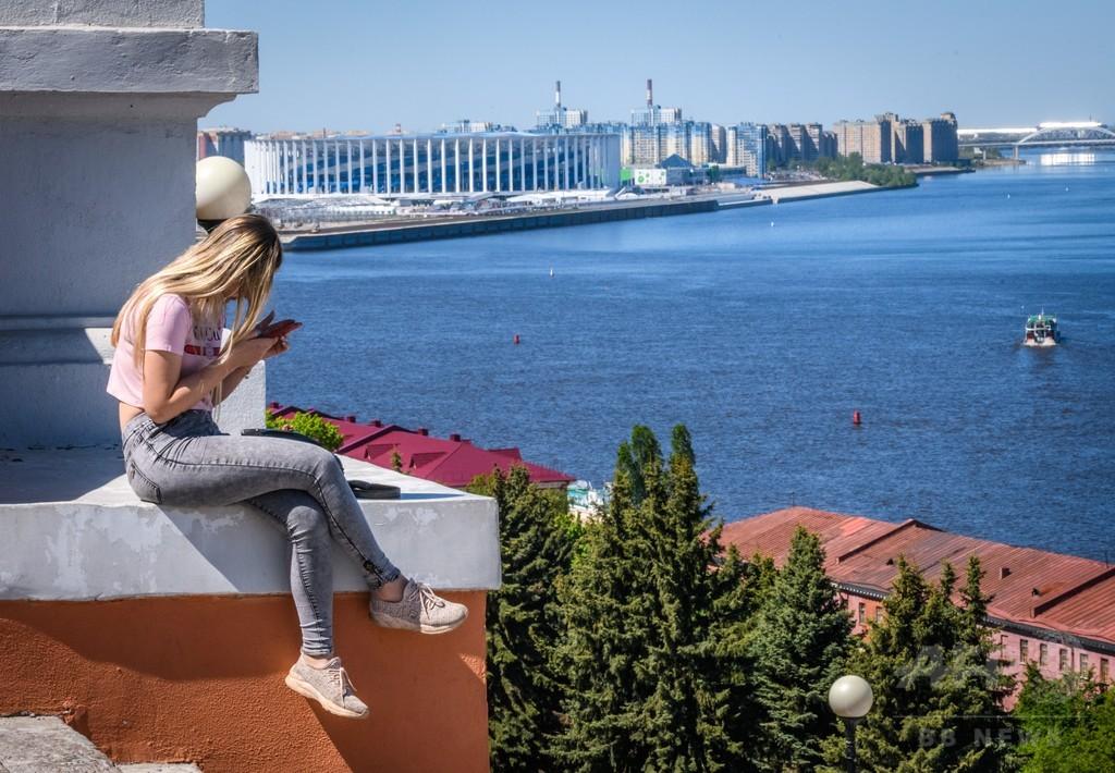 「ロシアではハッキングに注意」、W杯で渡航するファンらに米情報当局が警告