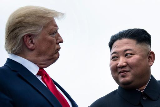 北朝鮮、トランプ氏を「賢明」と称賛 首脳会談へ「大胆な決断」期待