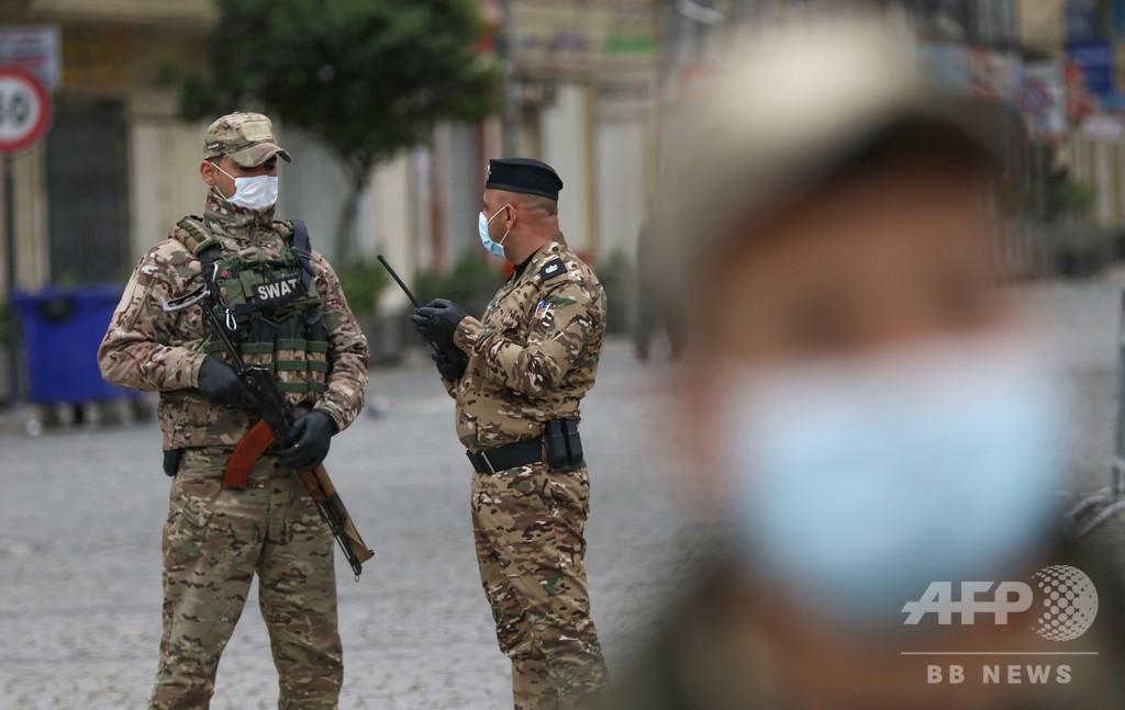トルコの無人機攻撃でイラク軍幹部2人死亡、クルド自治区