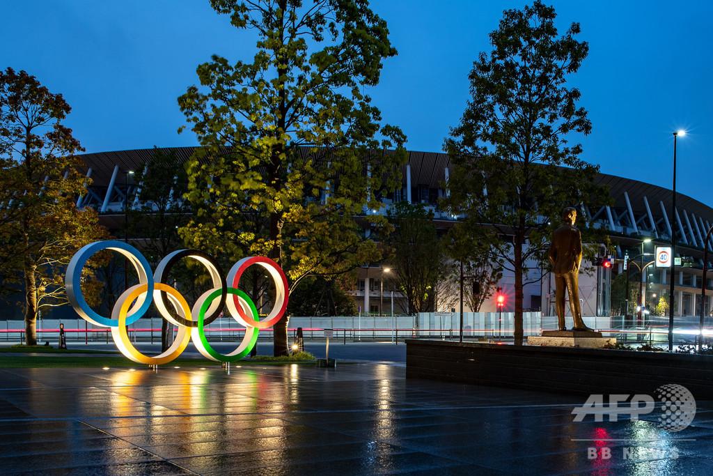 IOCが最大856億円の追加負担、新型コロナによる東京五輪延期で