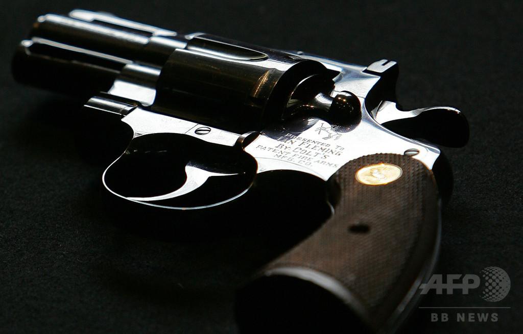 米銃器老舗コルトが破産法申請へ、WSJ紙