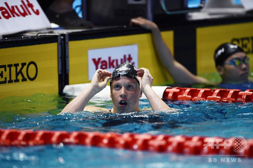 平泳ぎの世界女王、孫楊の検査妨害問題めぐり水連を批判