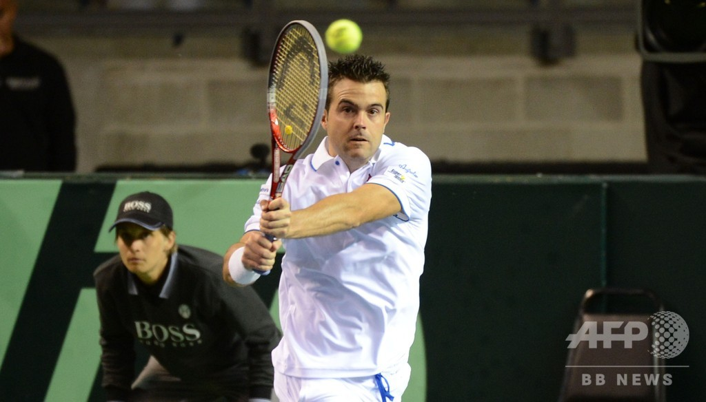 伊テニス選手に永久追放処分、バルセロナOPで八百長