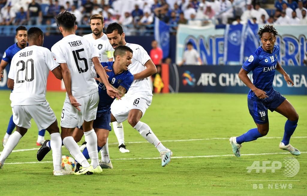 アル・ヒラルがACL決勝進出、シャビ監督のアル・サードの逆襲抑え込む