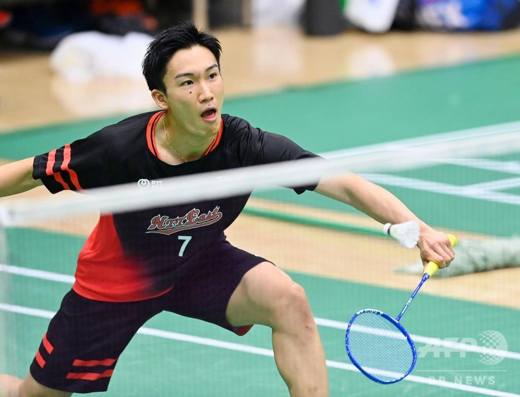 バド世界王者の桃田、事故の負傷は全快 東京五輪へ決意