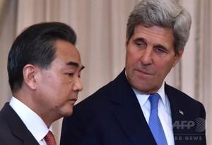 香港デモは「内政問題」 中国、米の介入をけん制