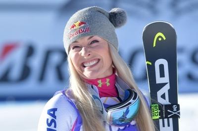 ボンが女子滑降で優勝、五輪へ好調維持