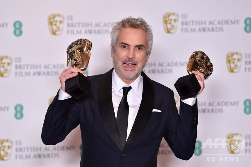 英アカデミー賞、Netflix映画『ROMA/ローマ』が作品賞など2冠