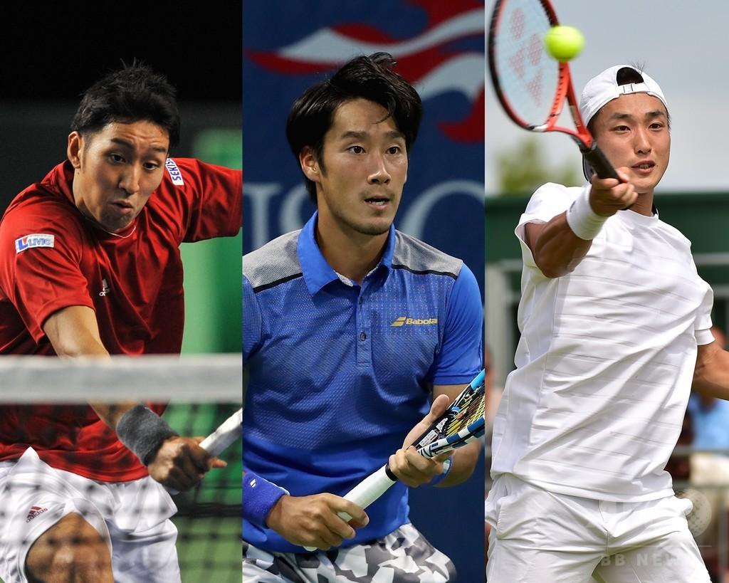 デ杯日本代表メンバー発表、NZから国籍変更の25歳が初選出