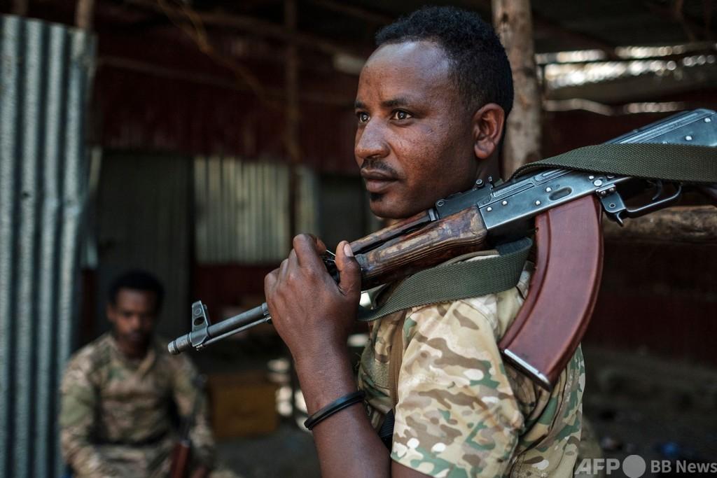 エチオピア首相、北部勢力への「最終」攻勢を命令