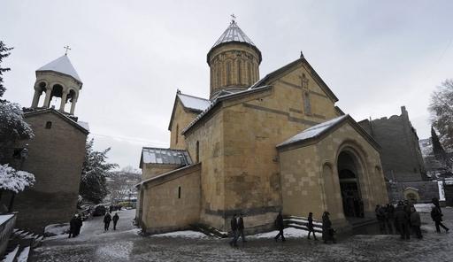 修道院で服役、グルジアが新制度を導入