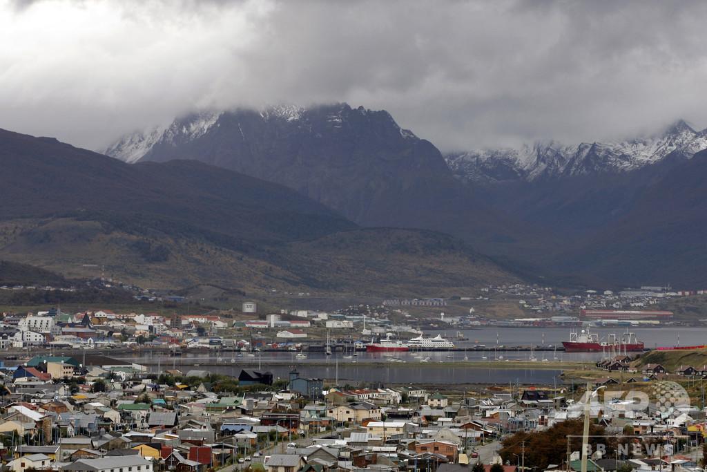 海上35日間でコロナ感染の謎、経路不明の漁船クラスター アルゼンチン