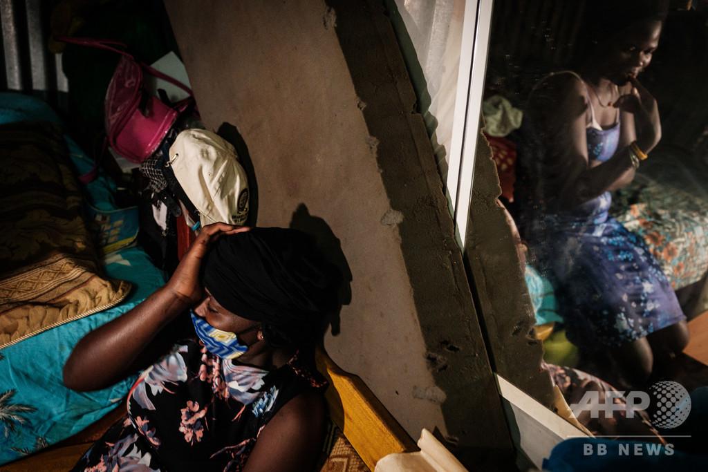 コロナ流行中に十代の妊娠が増加 自宅にいることが一因か ケニア