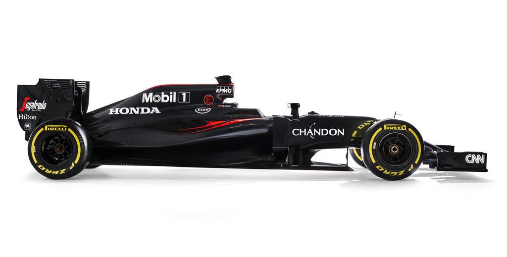 マクラーレン・ホンダが新型車「MP4-31」発表、CEOは慎重姿勢