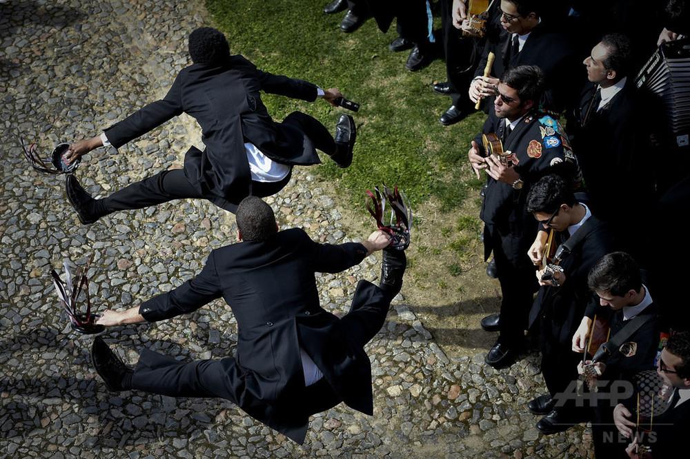 【特集】AFPのベストショット:3月24~31日
