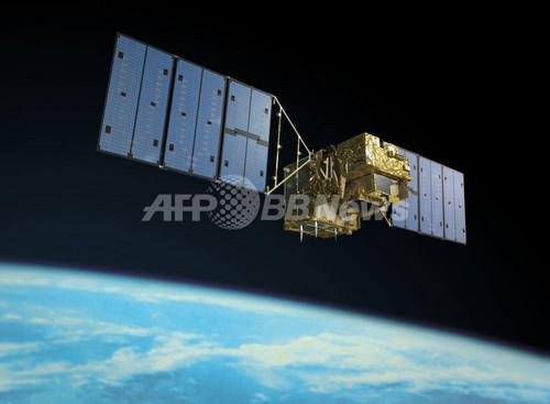 JAXA、世界初の温室効果ガス観測衛星 打ち上げ成功