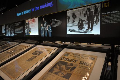 ニュースの博物館「ニュージアム」、ワシントンに堂々のオープン