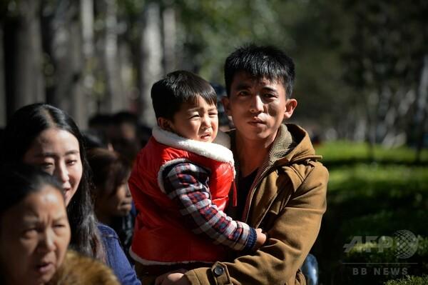 「一人っ子政策」を正式に廃止、中国国営メディア