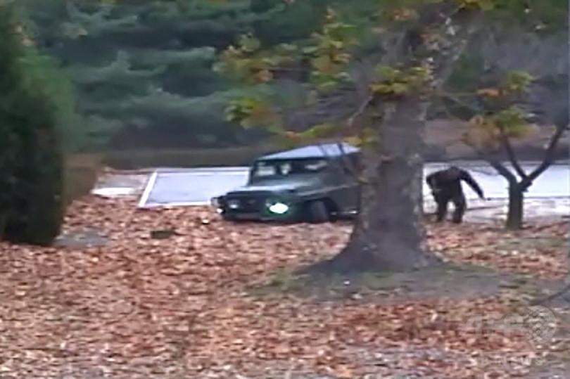 「北朝鮮で殺人犯した」韓国亡命の脱北兵が自供 報道