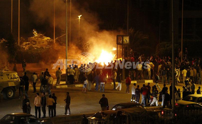 カイロでコプト教徒とイスラム教徒が衝突、13人死亡 エジプト