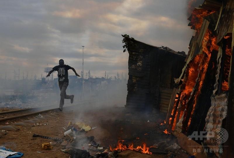 ケニア大統領選、野党は抗議続行を明言 混乱の死者11人に