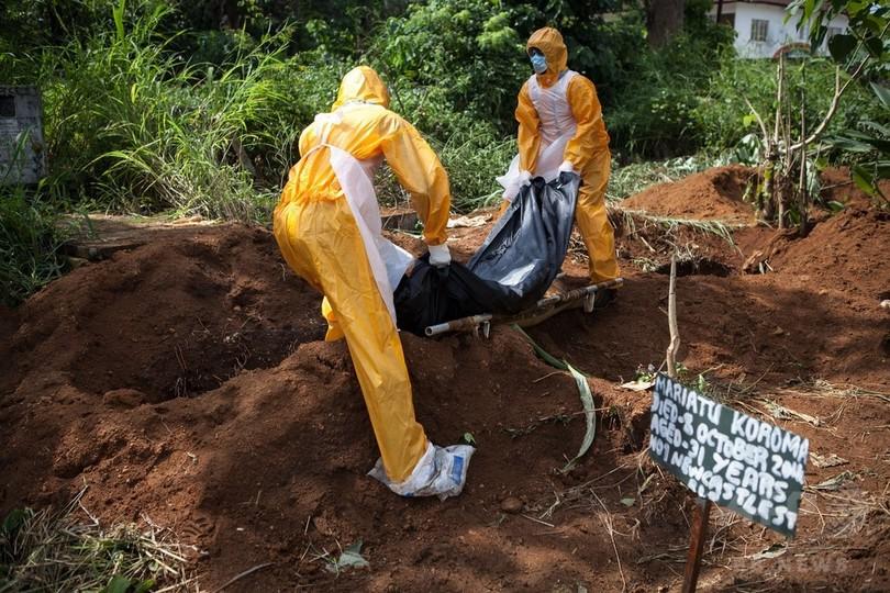 EU、エボラ熱対策で西アフリカからの出国検査を強化へ