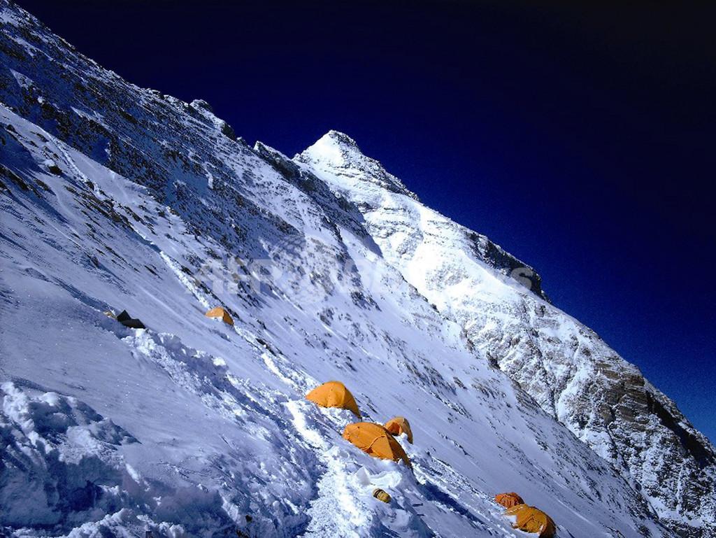 エベレスト山中で「恐怖の」乱闘、目撃者が語る