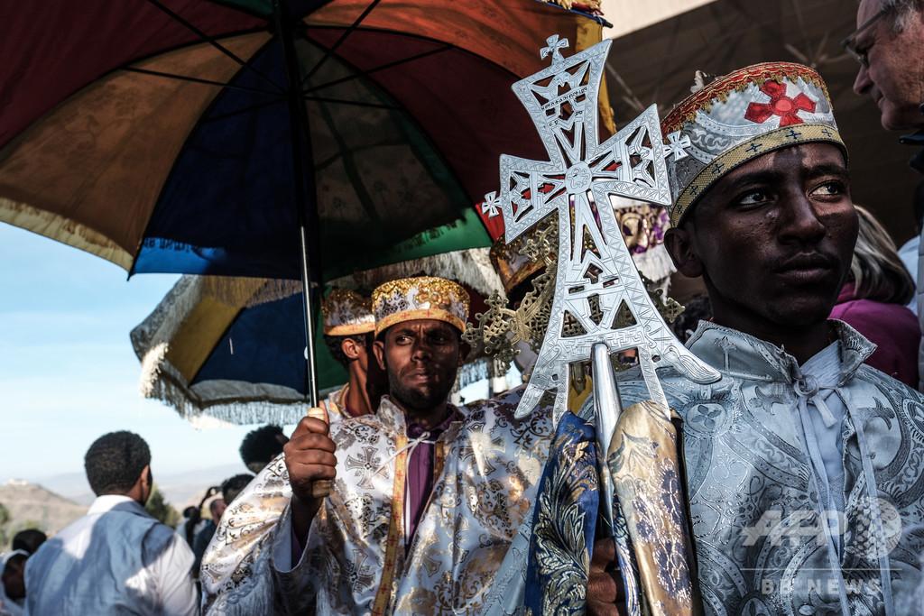 【写真特集】多様な文化がある大陸、アフリカに住む人々