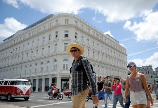 キューバ初! 超豪華五つ星ホテルがハバナにオープン