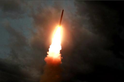 北朝鮮、短距離飛翔体を発射 1週間余りで3度目