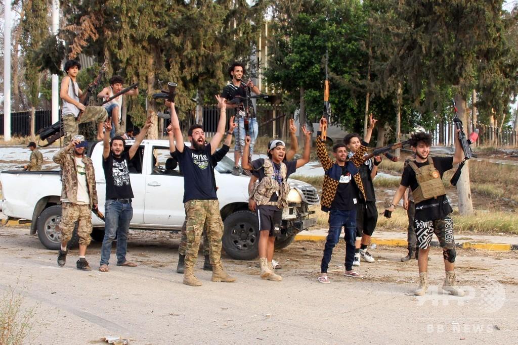 リビア国民統一政府、首都圏を完全掌握と発表