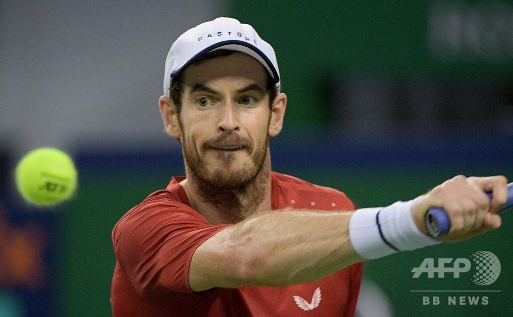 マレーが全豪オープンで四大大会復帰へ、主催者が発表