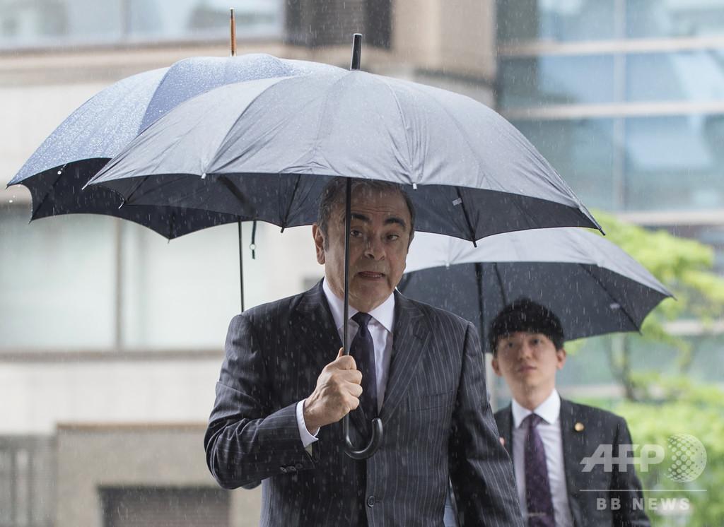 ゴーン被告、日産と三菱自を提訴 雇用の「不当解除」と主張