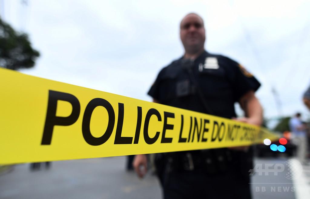 全米最大の退役軍人PTSD施設で人質事件、女性3人と容疑者の男が死亡