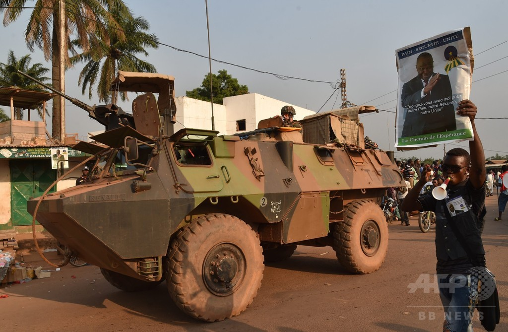 中央アフリカ駐留フランス軍に新たな虐待疑惑、少女に獣姦強要か