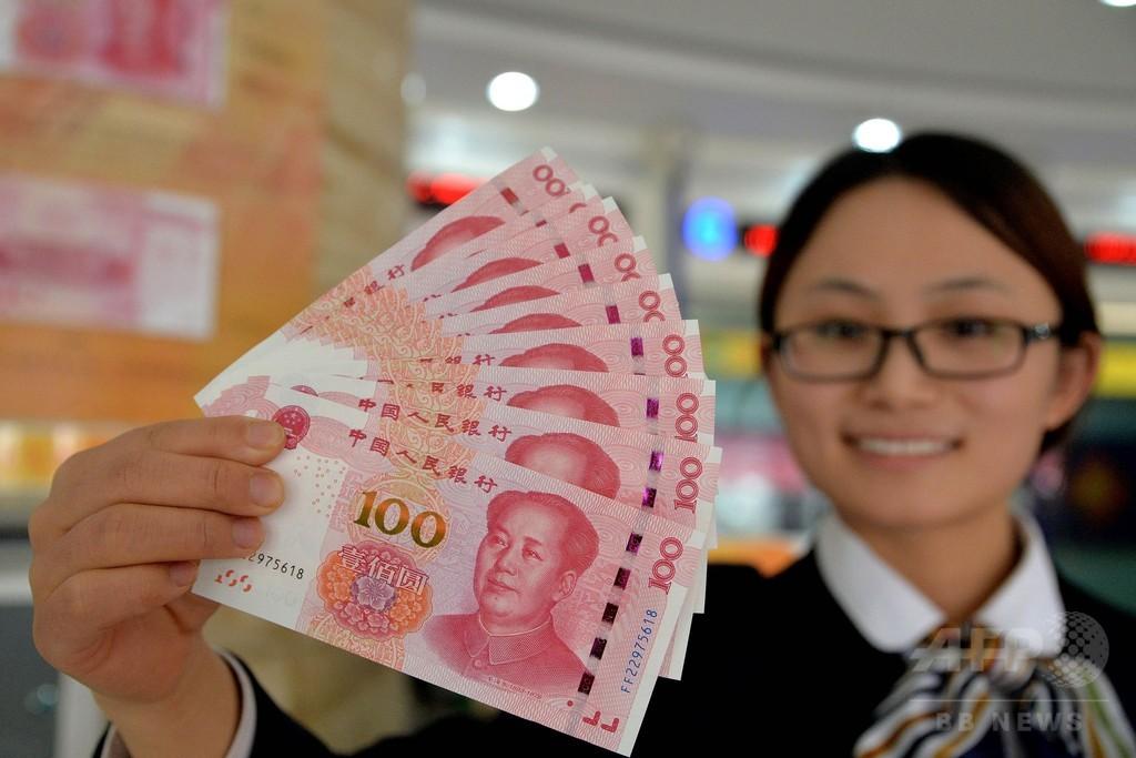 偽造防止のはずが…中国新百元札、ATMで偽札扱い 店でも使えず