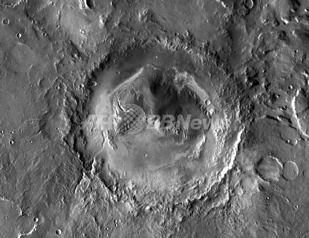 NASA、次世代火星探査機の着陸地点を発表