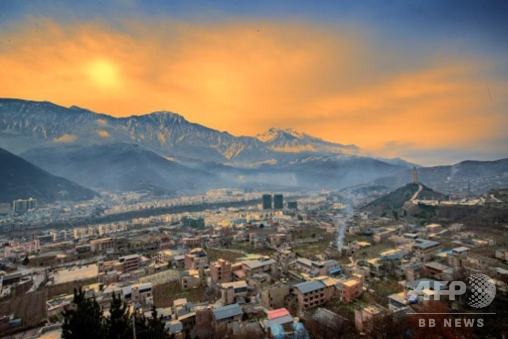 四川省のチベット族地域、貧困を脱却